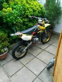 Stomp bike 140