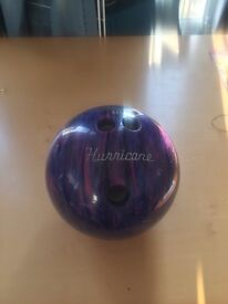 Tenpin Ball as New !! With carrying Bag Only £30