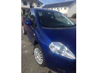 Fiat punto 1.4 grande 3 door