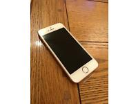 Iphone SE unlocked fully boxed. Apple Warranty