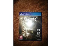 Brand New Fallout 4 for PS4