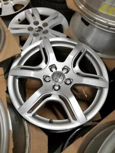 OEM Audi Q5 alloy rims 5 x 112 - $600 set of 4 rims only ////  235 60 18 tires in stock