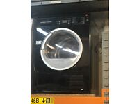 BLACK BOSCH CONDENSOR DRYER