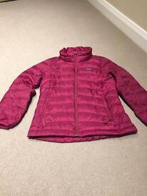 Patagonia down girls jacket