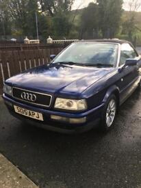 1998 Audi 80 1.8 cabriolet