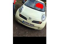 Excellent condition, cheap to run and insure nissan micra