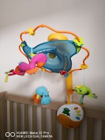 Tiny Love Soothe and Groove Cot, Bedtime toy, newborn.