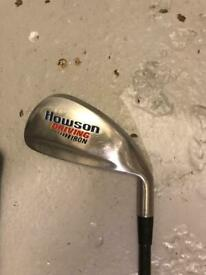 Driving iron / and approach / chipping iron