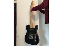Fender Telecaster with Seymour Duncan Hotrails