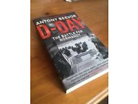 D - Day by Anthony Beevor