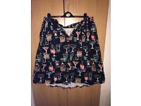 Black Skirt Lindy bop
