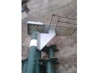 USED STRONG BOYS ACROW PROPS ACRO JACK PROP, GALVANISED