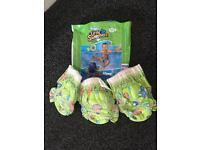 3 swim nappies