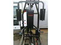 York fitness multi gym equipment
