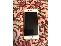 iPhone 6 64Gb storage gold colour