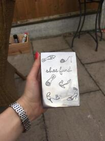 Bombay Duck shoe fund money box