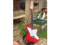 Gear 4 Music Electric Guitar