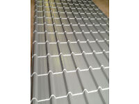 Tile effect roof cladding for sale