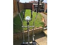 Elliptical Cross Trainer from Body Sculpture