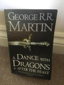 Dance with dragons game of thrones