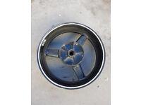 Yamaha YZF R6 1999 (5EB) Wheels/Rims