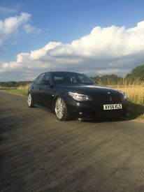 BMW 520d E60 Lowered Remapped