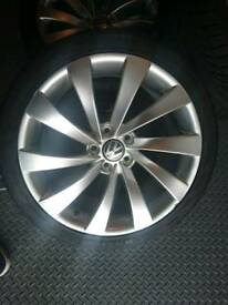 "VW 18"" Alloy wheels"