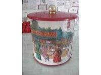 VINTAGE STYLE M&S BISCUIT TIN