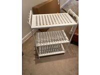 FREE Ikea Shelving Unit Jonaxel