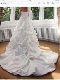 Truly Lee Tullulah Ivory Wedding Dress