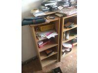 Small book case / book shelf