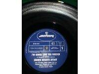 Crown Heights Affair I'm Gonna Love You Forever 12inch vinyl single