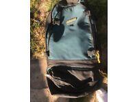 Eurohike Backpack Tent And Sleeping bag.