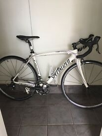 Bike. Racing , Specialized Tarmac expert. Small frame. Very good condition. Not used a lot.