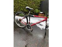 Bicycle for repair