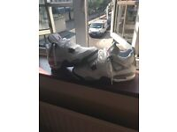 Nike Air jordan white Cement Grey