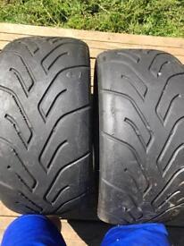 Yokohama race tyres