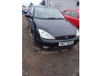 2002 FORD FOCUS 1.8 TDCI BREAKING FOR PARTS