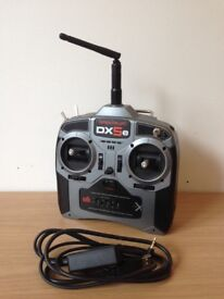 Spektrum DX5e Transmitter and Lead FULL WORKING ORDER