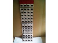 4SALE,A STRIP OF 60 COLOUR KODAK SLIDES,FEATURING BUILDINGS IN ITALY