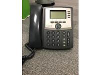 5x linksys IP phone SPA942