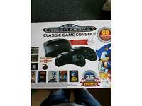 Retro gaming console limited edition
