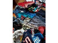 HUGE SELECTION OF BOYS CLOTHES AGE 10-13 26 kg all together