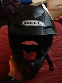 BRAND NEW - MOTORCYCLE KIT - ARMOUR - TROUSERS - HELMET - GOGGLES - NEVER WORN!