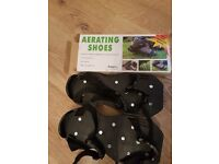 Aerating shoes