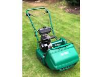 Qualcast Suffolk Punch 17S petrol lawnmower