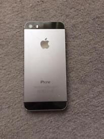 iPhone 5 s spares or repairs EE network