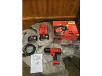 snap on 18v impact gun mint condition used 1 time