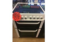 SERVIS 60CM BRAND NEW CEROMIC TOP ELECTRIC COOKER