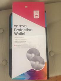CD/DVD BLUE RAY protective wallet
